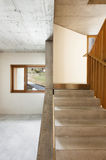 interior home, staircase Stock Photos