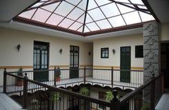 The interior of the hotel in La Paz Stock Photos