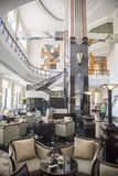 Interior of the Hotel Melia Hanoi Vietnam Royalty Free Stock Photo