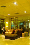 Interior of the hotel room Stock Photo