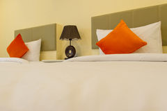 Interior of hotel room Royalty Free Stock Photo