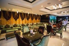 Interior Hotel Royal Grand Hotel Apartments Stock Photo