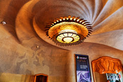 Interior  house Casa Batlo Royalty Free Stock Photo