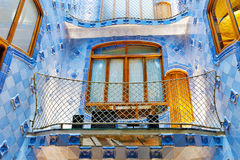 Interior  house Casa Batlo Royalty Free Stock Image