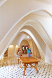 Interior  house Casa Batlo Stock Photography