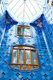 Interior  house Casa Batlo Stock Image