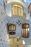 Interior house Casa Batlo Stock Photography