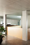 Interior house, concrete wall Stock Photography