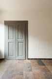 Interior house, door Royalty Free Stock Photo