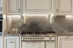 Interior house, kitchen Royalty Free Stock Photos