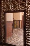 Interior of Humayun's Tomb, Delhi, India Stock Photo