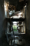 Interior improvement needed. Interior view in abandoned house Stock Photo