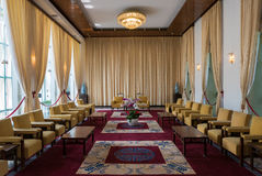 Interior or the Independence Palace in Ho Chi Minh City, Vietnam Stock Photo