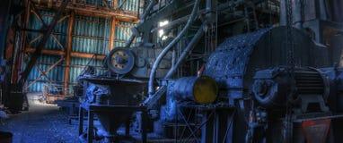 Interior industrial imagen de archivo libre de regalías