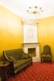 Interior interno luxuoso imagens de stock royalty free