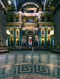 Interior of Isaac Cathedral, Saint Petersburg Stock Photography