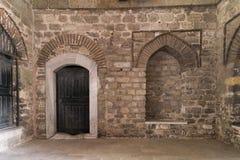 Interior of Islamic building Royalty Free Stock Photos