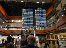Interior of Istanbul Sabiha Gokcen Airport