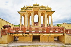 Wind Palace Jaipur. Interior of Jaipur Wind Palace,Rajasthan royalty free stock photography