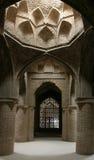 Interior Jameh (Friday) Mosque. Isfahan. Iran Stock Photography