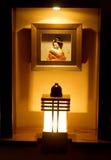 Interior japonés Imagenes de archivo