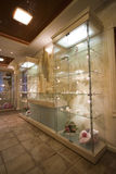 Interior Of A Jewel Shop Royalty Free Stock Photos