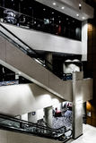 The interior of the JW Marriott, in Washington, DC. Royalty Free Stock Photography