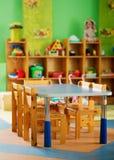 Interior of kindergarten. Royalty Free Stock Photos