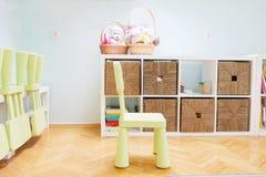 Interior of a kindergarten Stock Photography