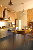 Interior of a kitchen Stock Photography