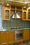 Interior Kitchen Stock Photography