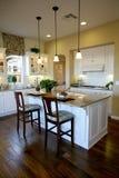 interior kitchen Στοκ Εικόνες