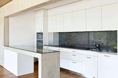 Interior, kitchen Royalty Free Stock Photos