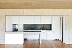 Interior, kitchen Royalty Free Stock Photo