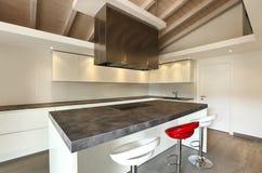 interior, kitchen view Stock Photos