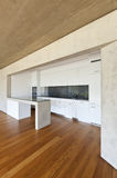 Interior, kitchen view Royalty Free Stock Photography