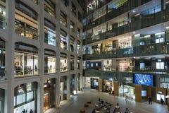Interior Kitte shopping mall Chiyoda Tokyo. Royalty Free Stock Image