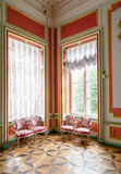 Interior of Kuskovo palace - Moscow museum Stock Photo
