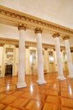 Interior of the La Scala theater, Milan, Italy Stock Photo