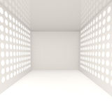 Interior largo vazio Foto de Stock Royalty Free