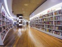Interior Library Royalty Free Stock Photos