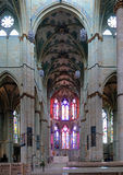 Interior of the Liebfrauenkirche in Trier, Germany Royalty Free Stock Photos