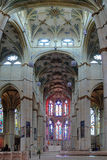 Interior of the Liebfrauenkirche in Trier, Germany Royalty Free Stock Photo