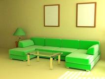 Interior in light tones Stock Image