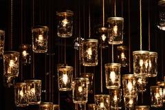 Interior Lighting Decor Stock Images