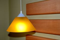 Interior lighting Royalty Free Stock Image