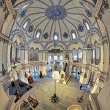 Interior of the Little Hagia Sophia in Istanbul, Turkey Stock Image