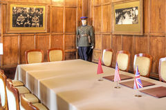 Interior of the Livadia palace Royalty Free Stock Photo