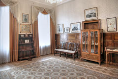 Interior of the Livadia Palace Royalty Free Stock Images