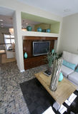 Interior Living Room stock photos